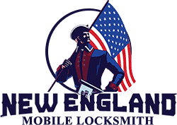 New England Locksmith Logo